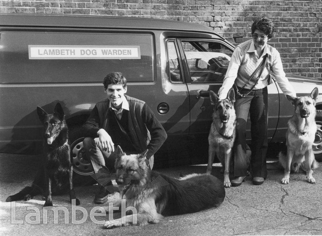 LAMBETH LAMBETH COUNCIL DOG WARDENS