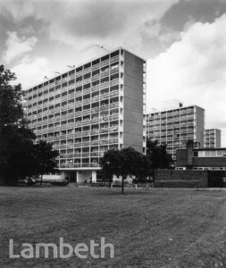 LOUGHBOROUGH ESTATE, LOUGHBOROUGH JUNCTION