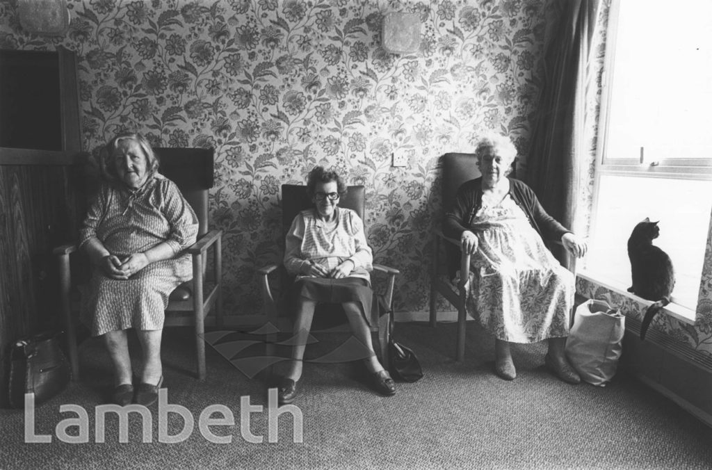 LAMBETH CARE HOME FOR THE ELDERY
