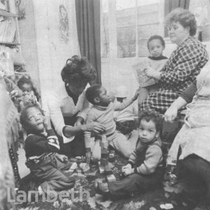 CHILDMINDERS, GROVEWAY NURSERY, BRIXTON NORTH