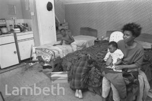 LAMBETH COUNCIL TEMPORARY ACCOMMODATION