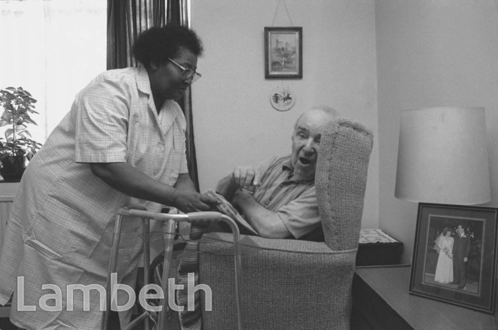 LAMBETH SERVICES' HOME HELP