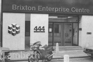 BRIXTON ENTERPRISE CENTRE, 444 BRIXTON ROAD