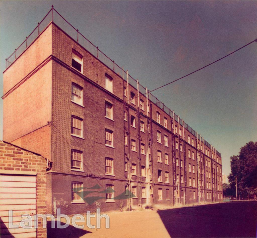 CORONATION BUILDINGS, SOUTH LAMBETH ROAD, VAUXHALL