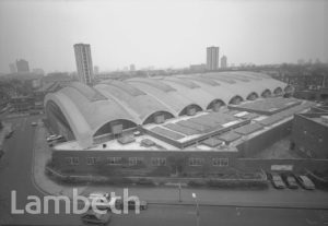STOCKWELL BUS GARAGE, BINFIELD ROAD, STOCKWELL