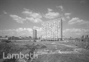MI6 SITE, ALBERT EMBANKMENT, VAUXHALL