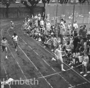 SPORTS DAY, FERNDALE ROAD CENTRE, BRIXTON