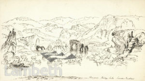 DANSON'S FAIRY LAKE, SURREY GARDENS, PENTON PLACE, WALWORTH
