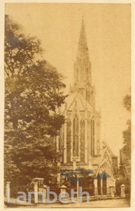ST MATTHEW'S CHURCH, DENMARK HILL, CAMBERWELL