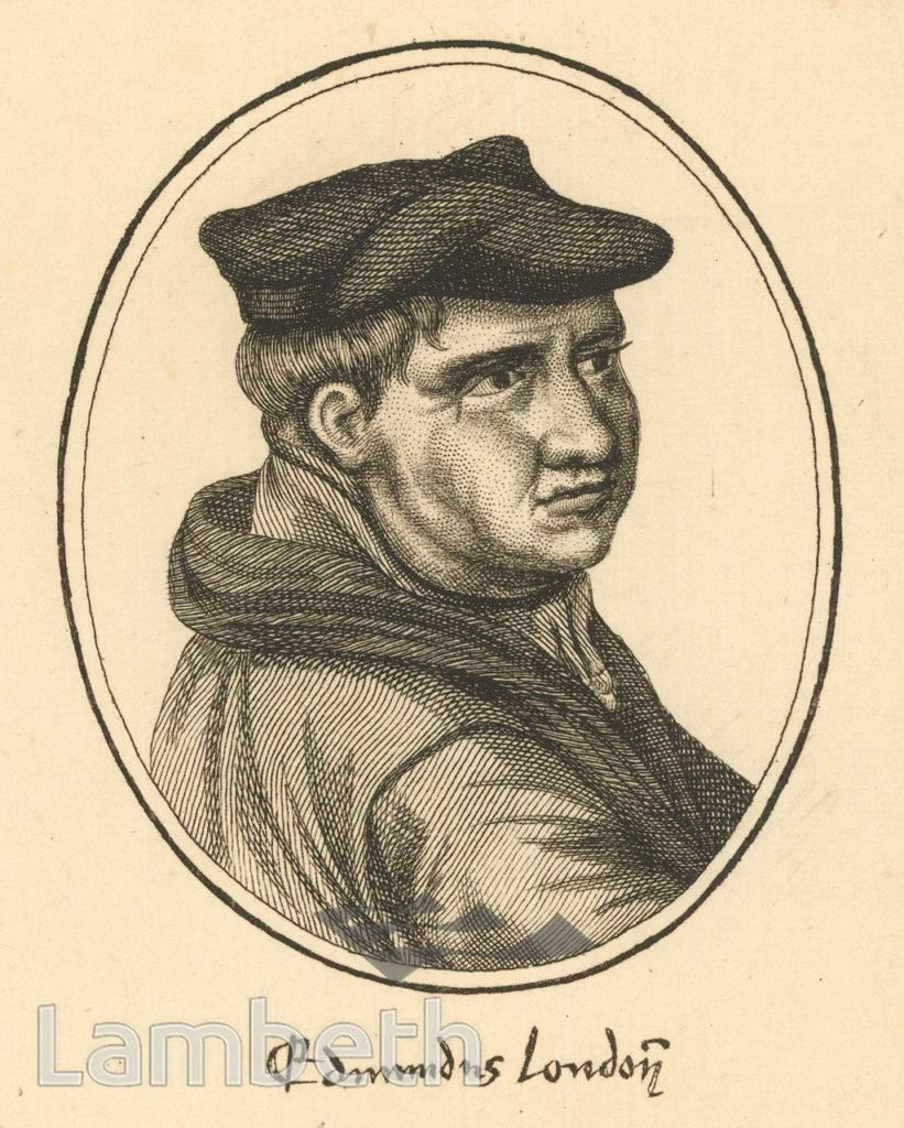 EDMUND BONNER, BISHOP OF LONDON