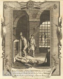 BISHOP BONNER AND TORTUE OF LOLLARDS