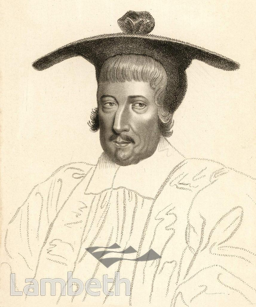 ARCHBISHOP GILBERT SHELDON