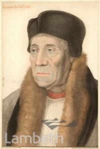ARCHBISHOP WILLIAM WARHAM
