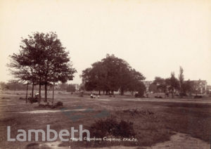CLAPHAM COMMON, CLAPHAM