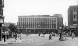 POLICE STATION, BRIXTON ROAD, BRIXTON CENTRAL