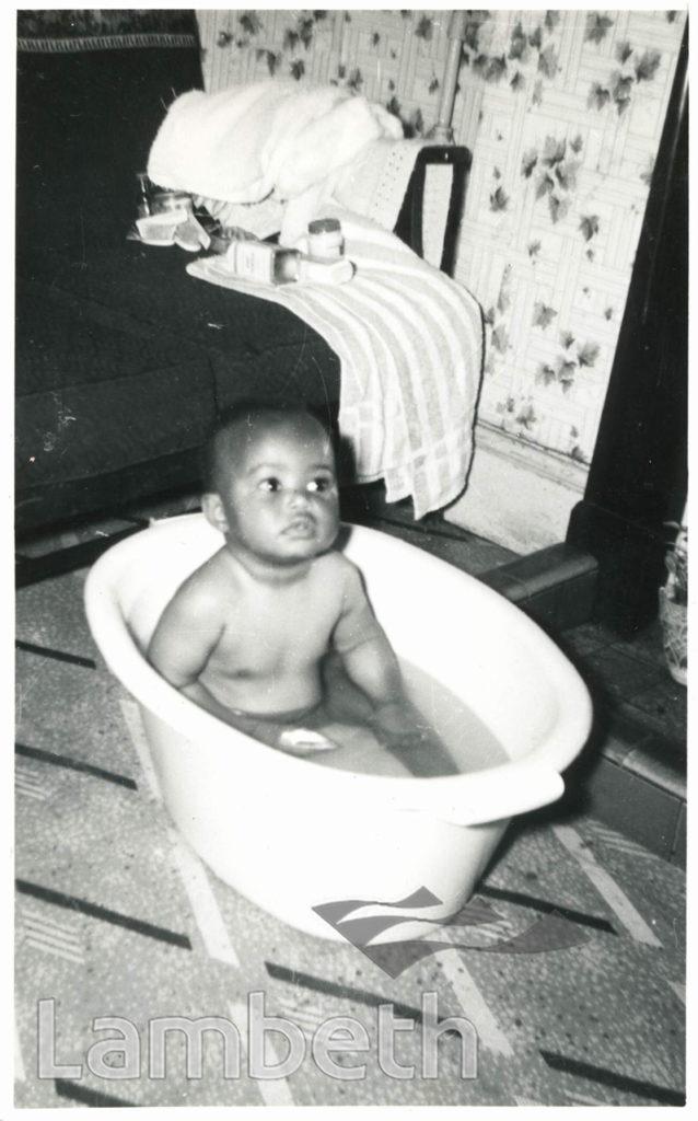JAMAICAN CHILD, CRANWORTH GARDENS, BRIXTON NORTH