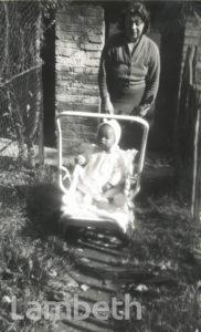 JAMAICAN BABY, CRANWORTH GARDENS, BRIXTON NORTH