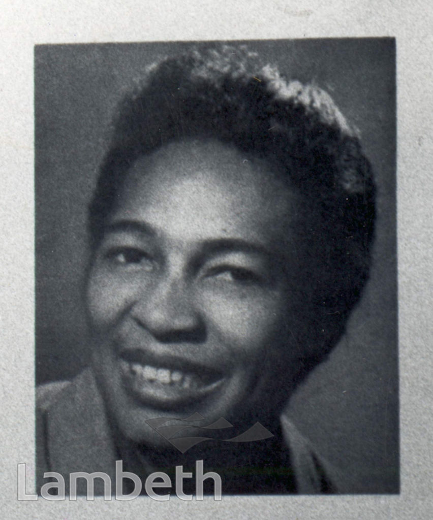 CLAUDIA JONES, BLACK FREEDOM FIGHTER