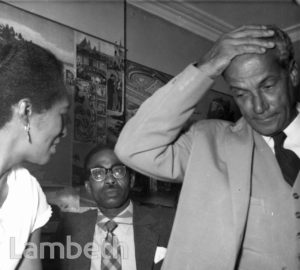 CLAUDIA JONES AND NORMAN MANLEY