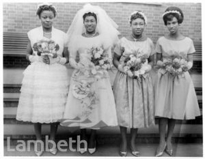 JAMAICAN WEDDING GROUP, CENTRAL BRIXTON