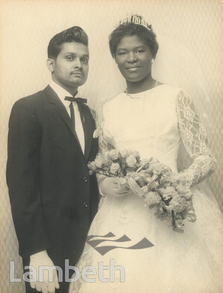 WEDDING PORTRAIT BY HARRY JACOBS