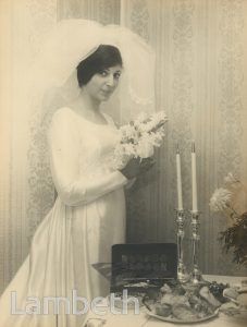 BRIDAL PORTRAIT BY HARRY JACOBS