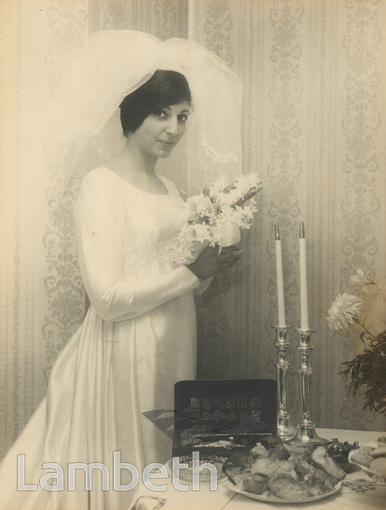BRIDAL PORTRAIT BY HARRY JACOBS