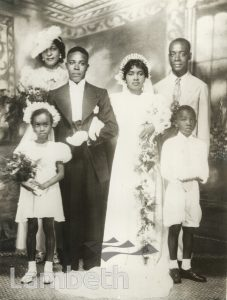 COPY PHOTOGRAPH OF WEDDING
