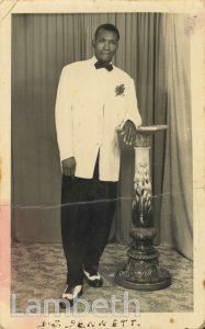 STUDIO PORTRAIT OF D.J. BENNETT