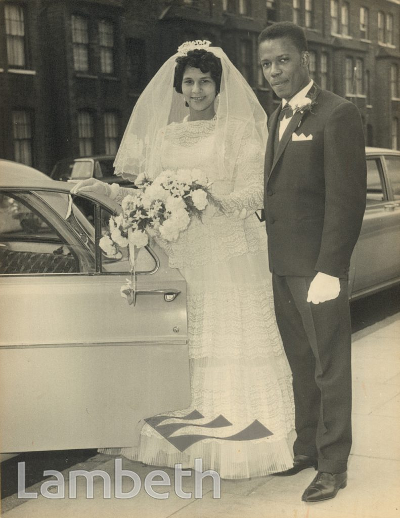 WEDDING PORTRAIT BY HARRY JACOBS