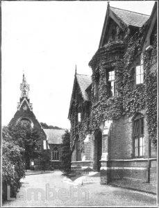 MAGDALEN HOSPITAL, DREWSTEAD ROAD, STREATHAM