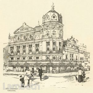EMPRESS THEATRE, BRIGHTON TERRACE, BRIXTON