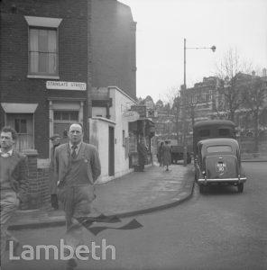 STANGATE STREET, LAMBETH
