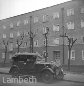 HARTINGDON ROAD, SOUTH LAMBETH