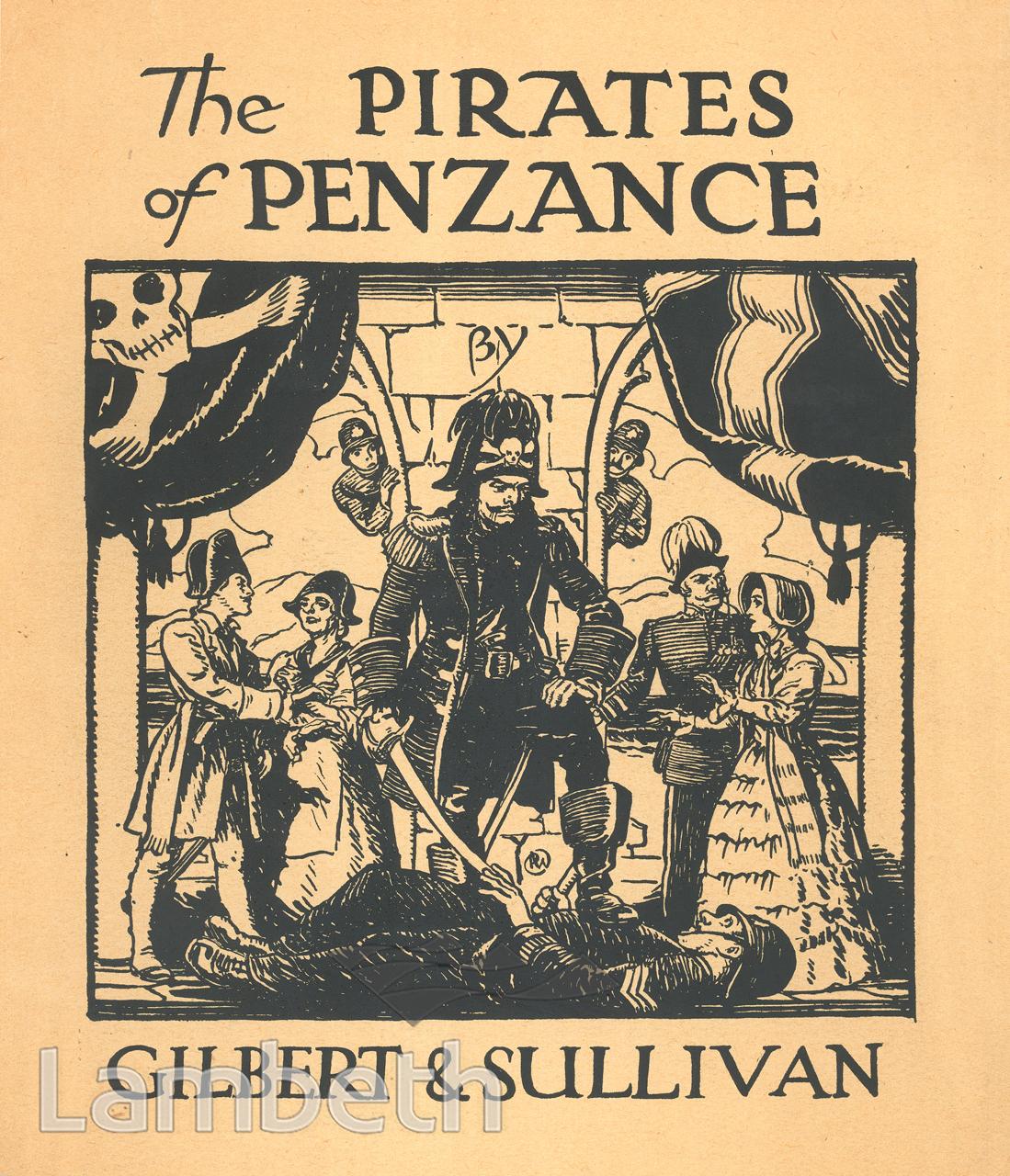 PIRATES OF PENZANCE, NORWOOD MUSICAL SOCIETY