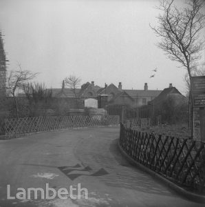OLD RECREATION GROUND, LAMBETH HIGH STREET, LAMBETH