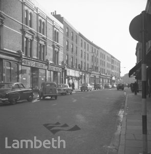 COLDHARBOUR LANE, BRIXTON