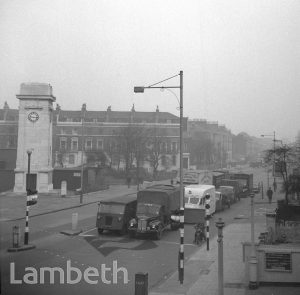 CLAPHAM ROAD, STOCKWELL