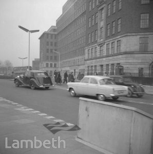LAMBETH BRIDGE HOUSE, ALBERT EMBANKMENT, LAMBETH