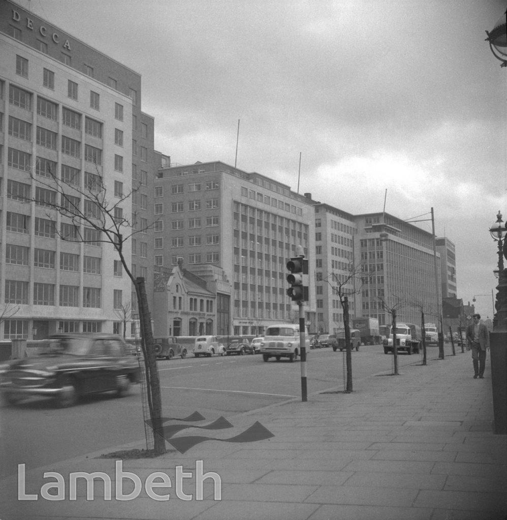 ALBERT EMBANKMENT, LAMBETH