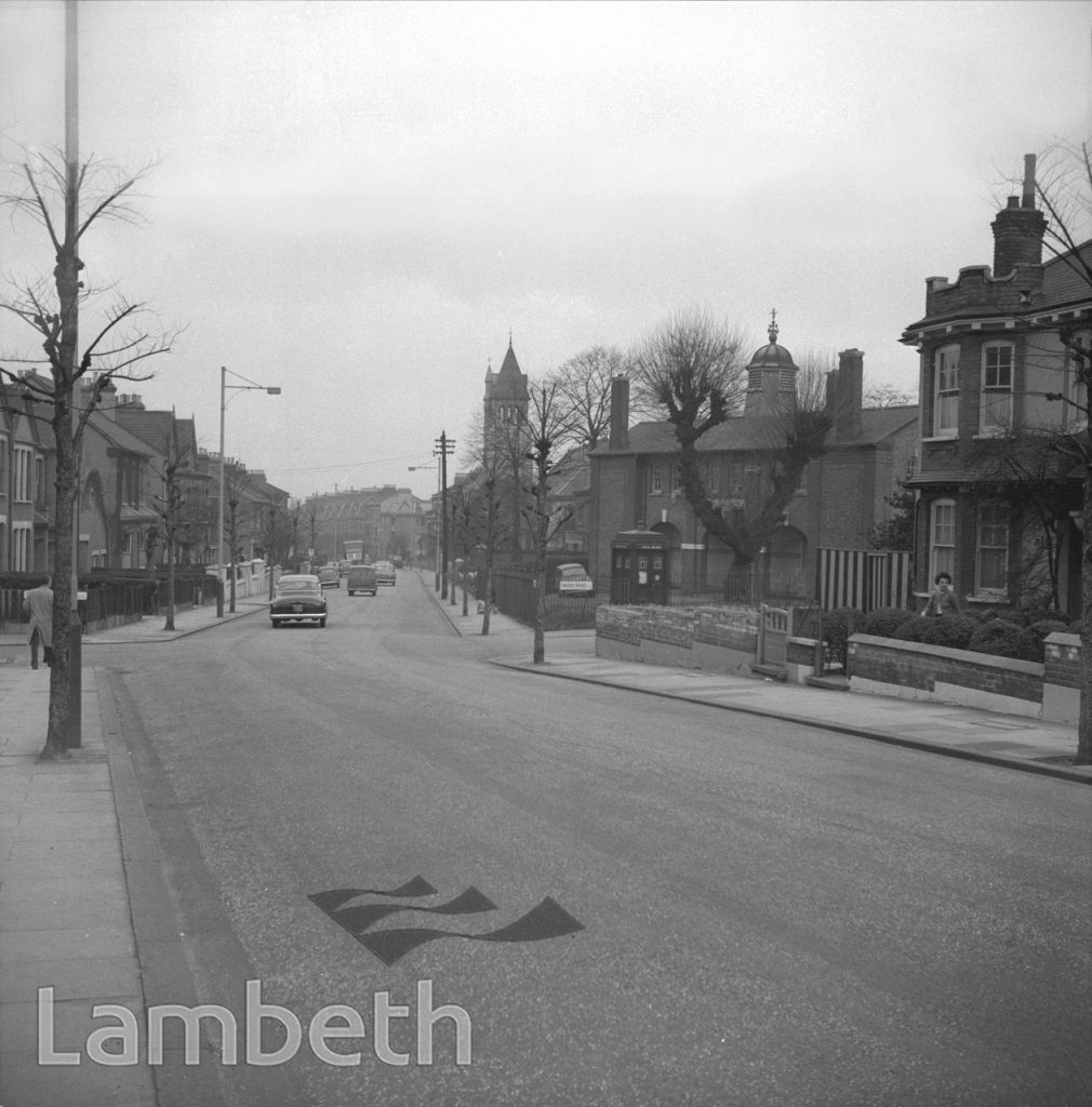 HERNE HILL ROAD, LOUGHBOROUGH JUNCTION