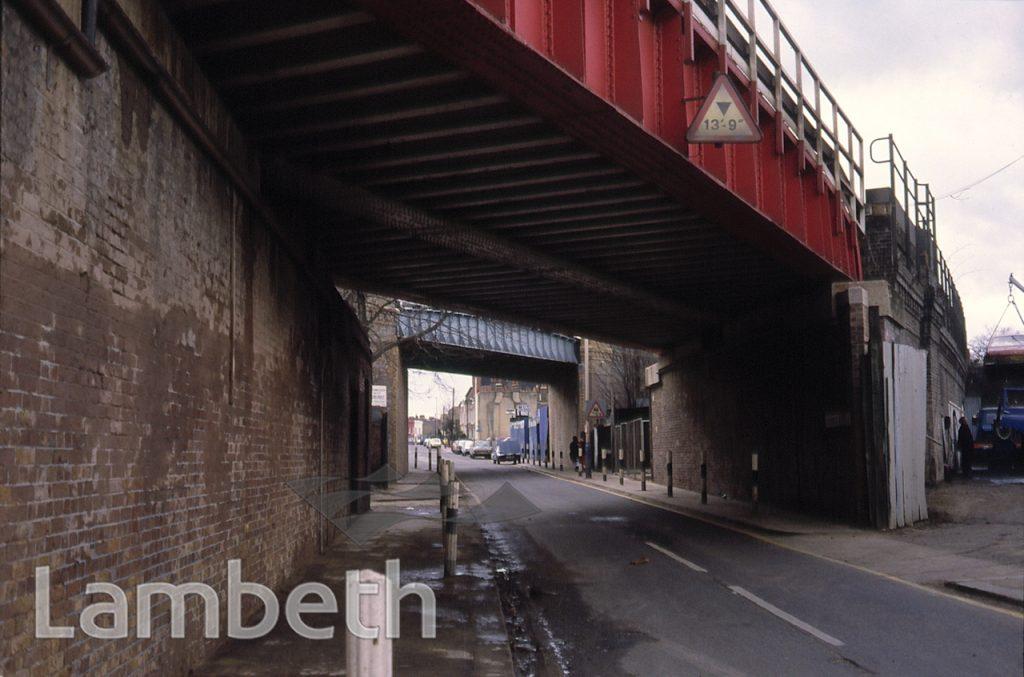 RAILWAY BRIDGES, FERNDALE ROAD, BRIXTON