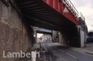 RAILWAY BRIDGES, FERNDALE ROAD, BRIXTON