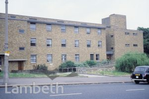 CARE HOME, CEDARS ROAD, CLAPHAM