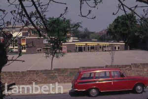 HOLY TRINITY SCHOOL, UPPER TULSE HILL