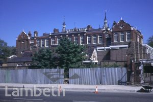 KENNINGTON SCHOOL, KENNINGTON ROAD