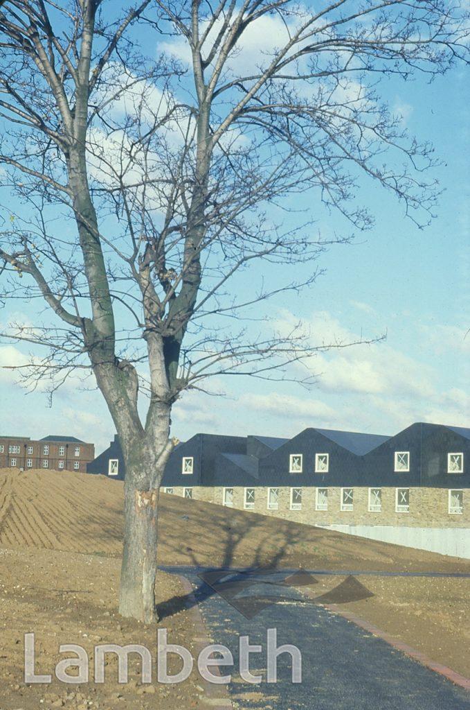MYATT'S FIELDS PHASE B HOUSING, AKERMAN ROAD, BRIXTON NORTH