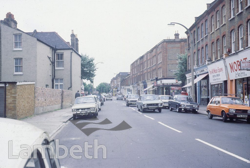 ABBEVILLE ROAD, CLAPHAM