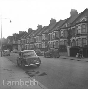 ROMOLA ROAD, TULSE HILL