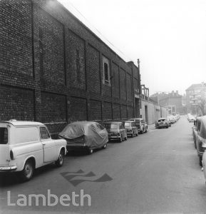 PASCAL STREET, SOUTH LAMBETH/ VAUXHALL